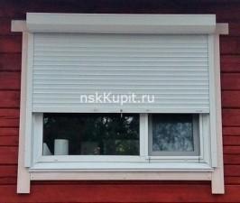 Ручные рольставни на окна и двери
