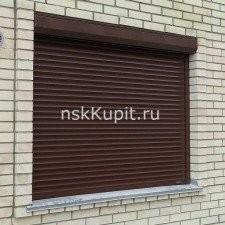 Автоматические рольставни на окна и двери